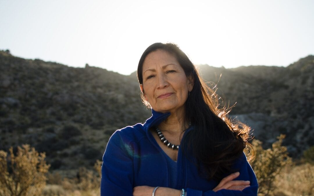 Help Deb Haaland Get Confirmed Now!  Senate Vote Coming Soon.
