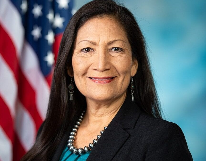 PDA Stands with Deb Haaland and against the Fossil Fuel Industry