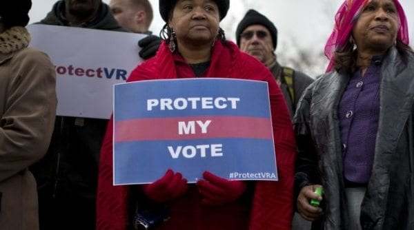 Great news in CA and for voting rights nationwide!