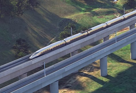 In Support of High-Speed Rail in the USA