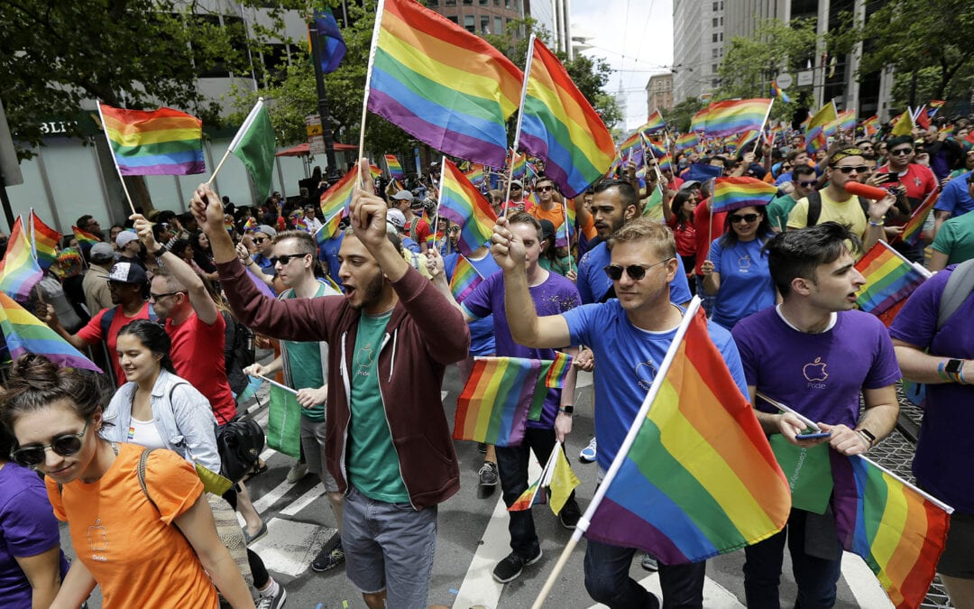 Celebrate Gay Pride and join our working group.